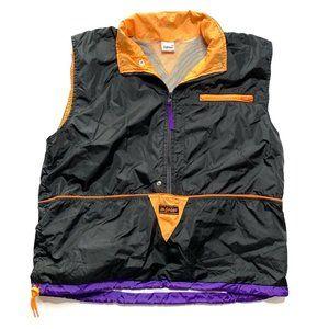 Vintage Colorblock Vest Size M In-Sport